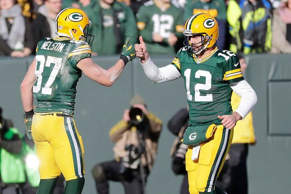 Vikings-Packers Final Score: Rodgers carves up Minnesota's ...