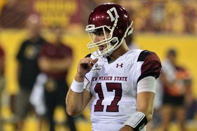 NCAA Football: New Mexico State at Arizona State