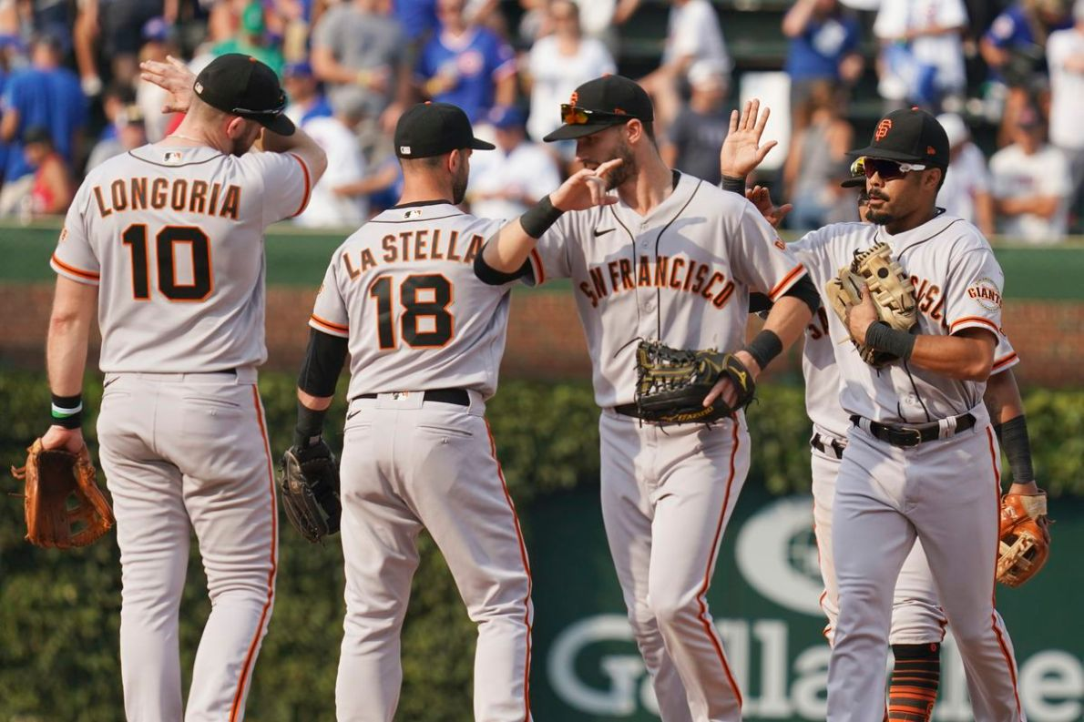 SF Giants News: Giants can clinch a playoff spot as soon as tonight -  McCovey Chronicles