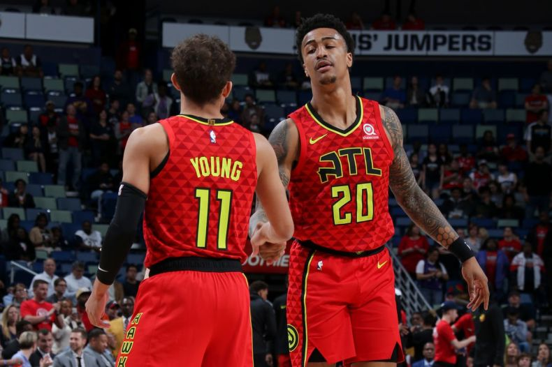 Atlanta Hawks: Will John Collins or Trae Young make the All-Star team? -  Peachtree Hoops
