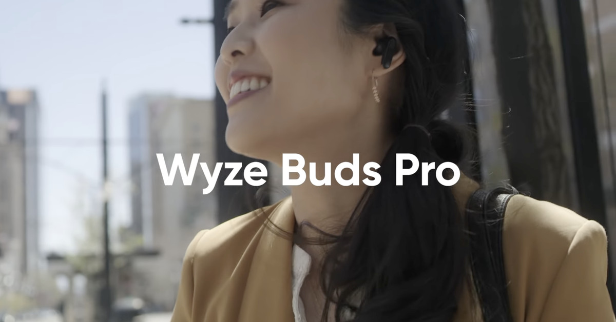 The Wyze Buds Pro offer ANC and wireless charging for