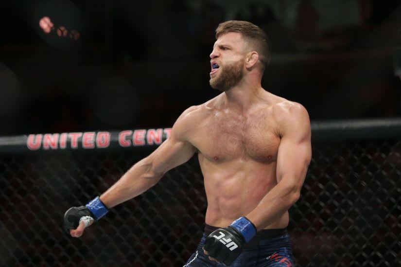 MMA: UFC 238-Lamas vs Kattar