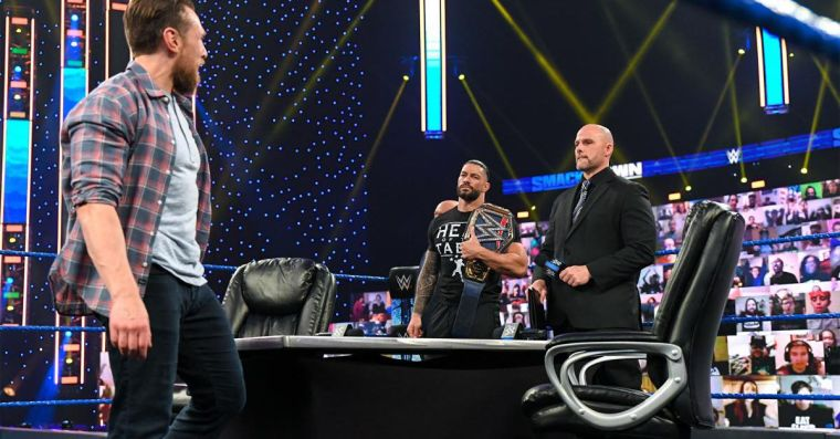 WWE SmackDown results, recap, reactions (Mar. 12, 2021): Contract signed