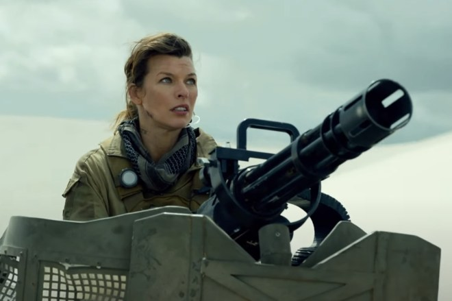 Screen_Shot_2020_10_14_at_9.19.57_AM.0 Milla Jovovich trades zombies for giant monsters in first full Monster Hunter trailer | The Verge