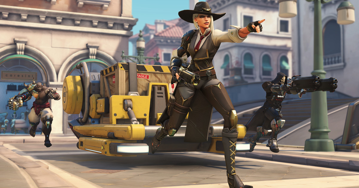 Ashes Cosmetics Hit The PTR Includes Skins Sprays And Voice Lines Heroes Never Die
