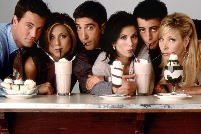 Friends sitcoms