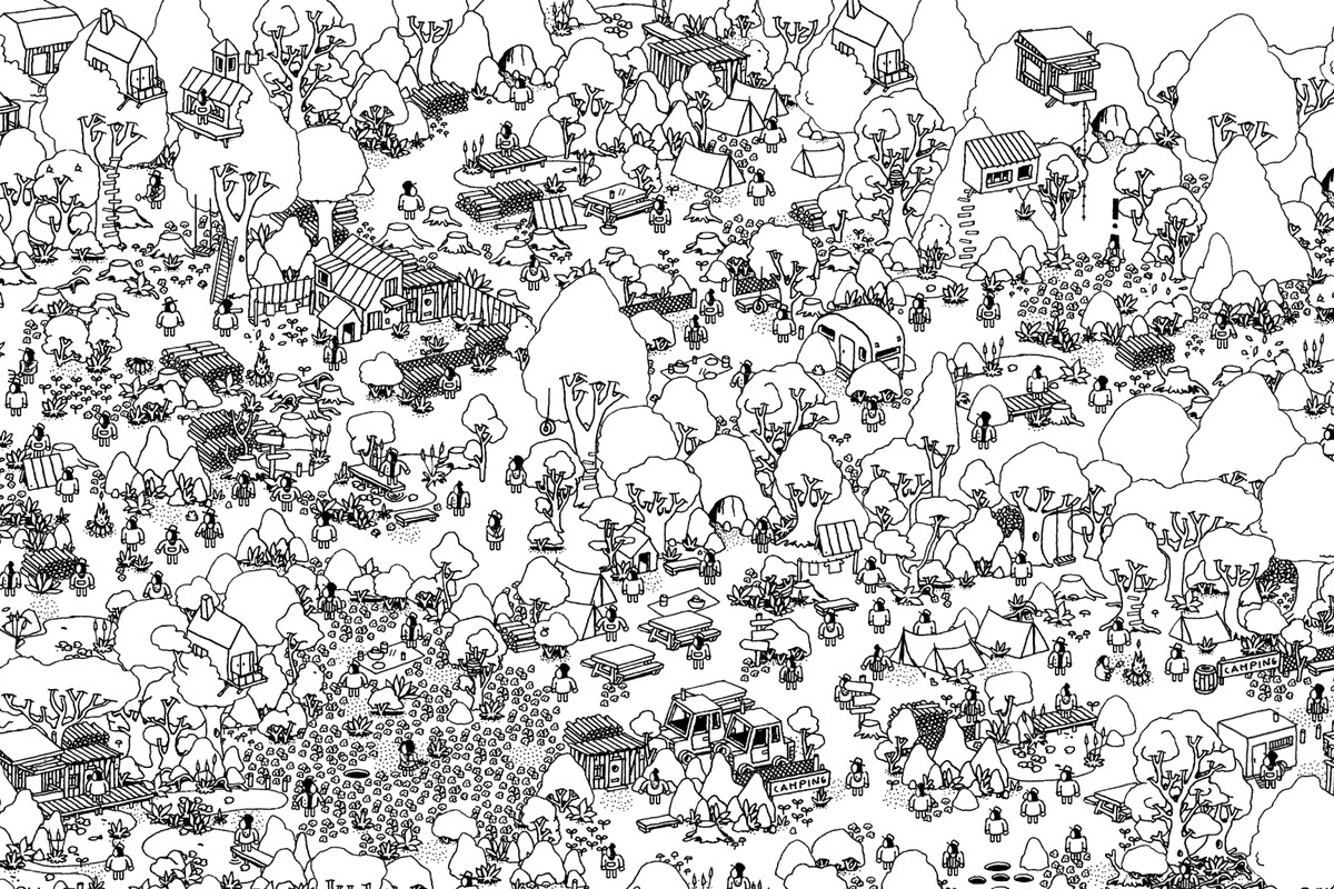 Hidden Folks Is The Wheres Waldo Game You Didnt Know