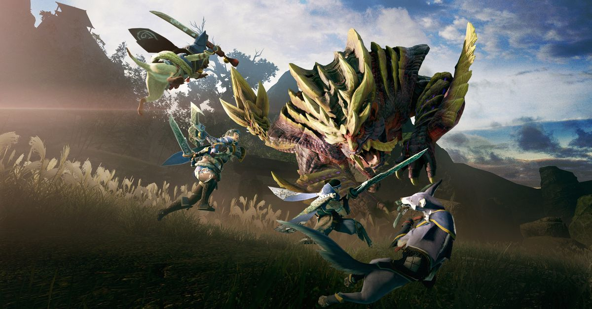 Monster Hunter Rise looks like a strong Switch successor to World