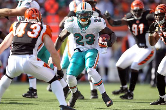 Miami Dolphins All-Time Top 100 Players: 65. Ronnie Brown - The ...