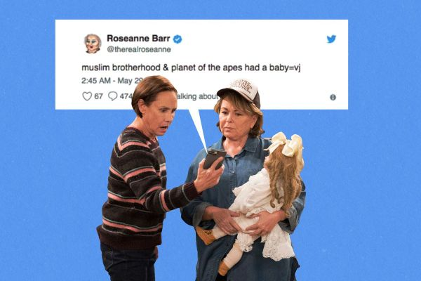 ABC Cancels 'Roseanne' in Response to Roseanne Barr's ...