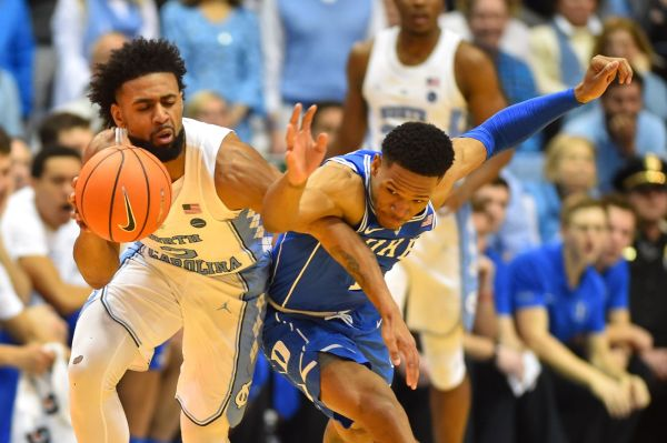North Carolina beats Duke in a game worthy of college ...
