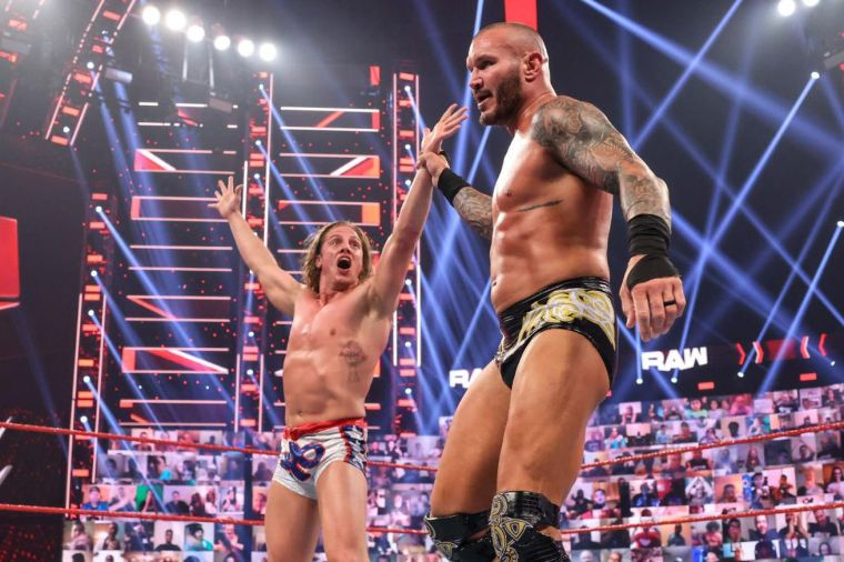 Raw's numbers perk up