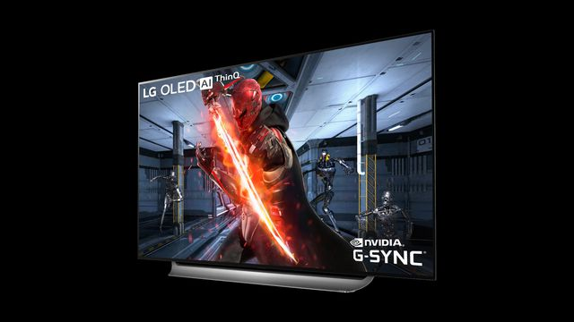 lg_oled_tv_nvidia_g_sync_2560.0 LG's OLED TVs could soon be the best gaming displays, thanks to G-Sync support | Polygon