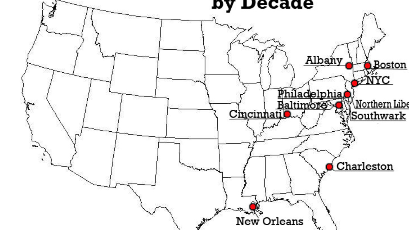 America S 10 Biggest Cities In Every Decade Going Back To 1790 Vox