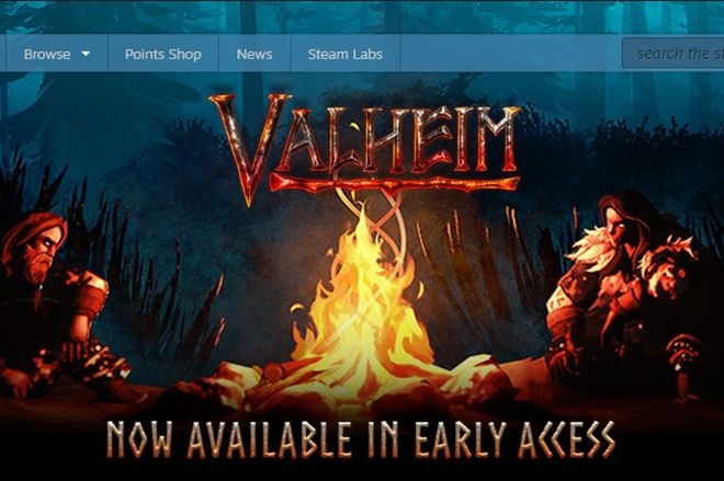 valheim_steam.0 Steam's biggest new hit is a Viking survival game that struck like a bolt from the blue | The Verge