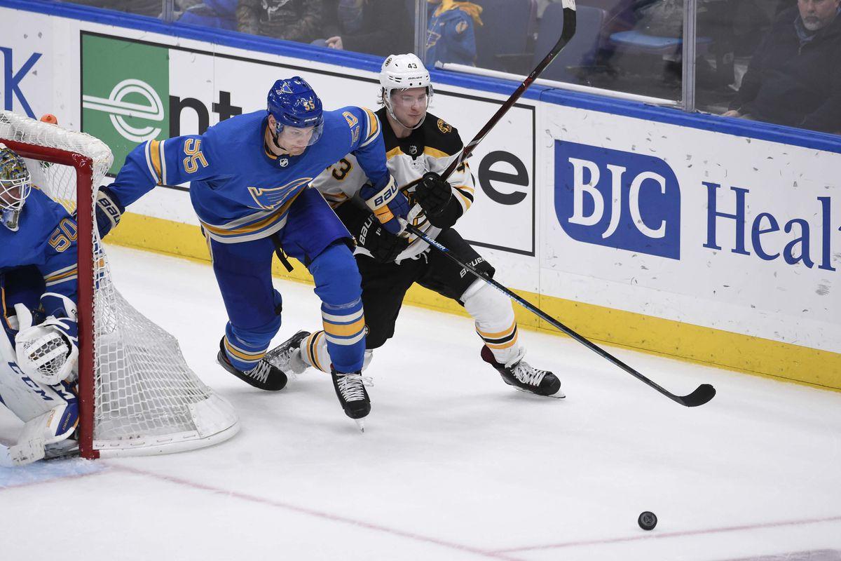 St Louis Blues Vs Boston Bruins Stanley Cup Final Schedule