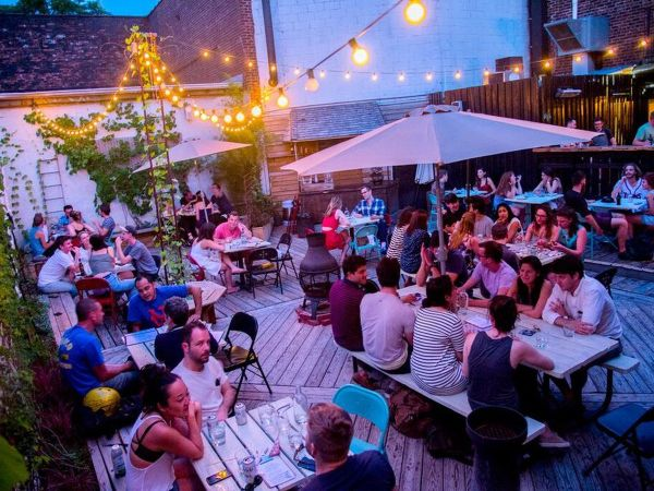 18 Top NYC Bars for Throwing a Casual Party - Eater NY