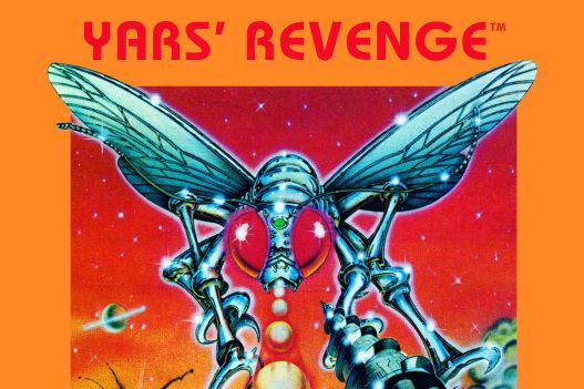 Image result for atari 2600 yars revenge