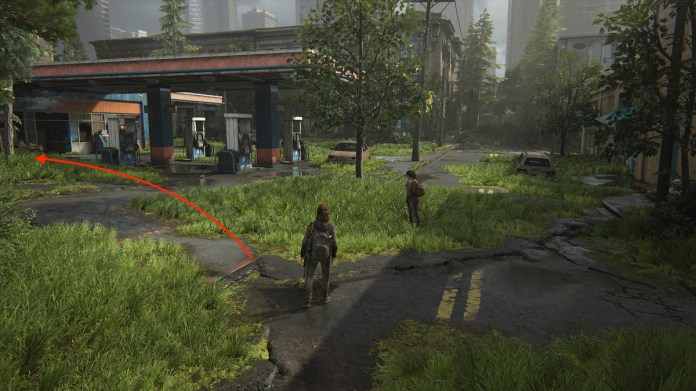 Capital Hill Workbench location collectible The Last of Us Part 2 Seattle Day 1 (Ellie)