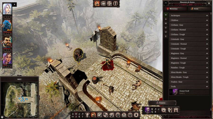 Divinity  Original Sin 2 s Game Master Mode replicates Dungeons     Divinity  Original Sin 2 s Game Master Mode replicates Dungeons   Dragons  perfectly