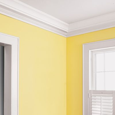 crown molding and other trim upgrades
