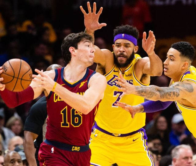Lakers Vs Cavaliers Preview Game Thread Starting Time Tv