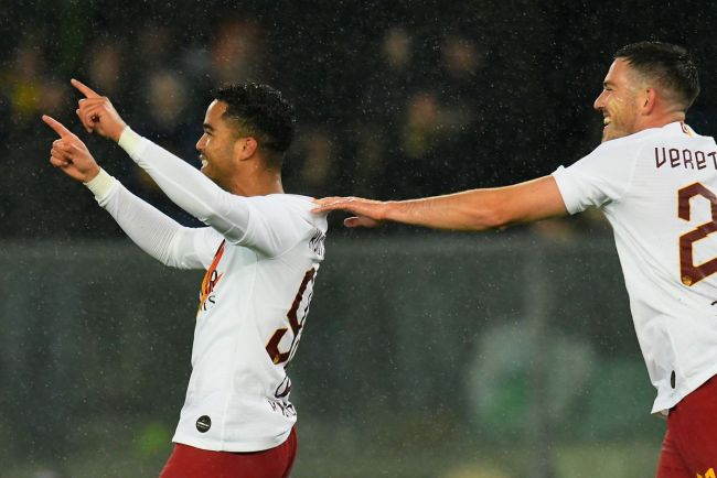 Image result for photos of verona vs roma