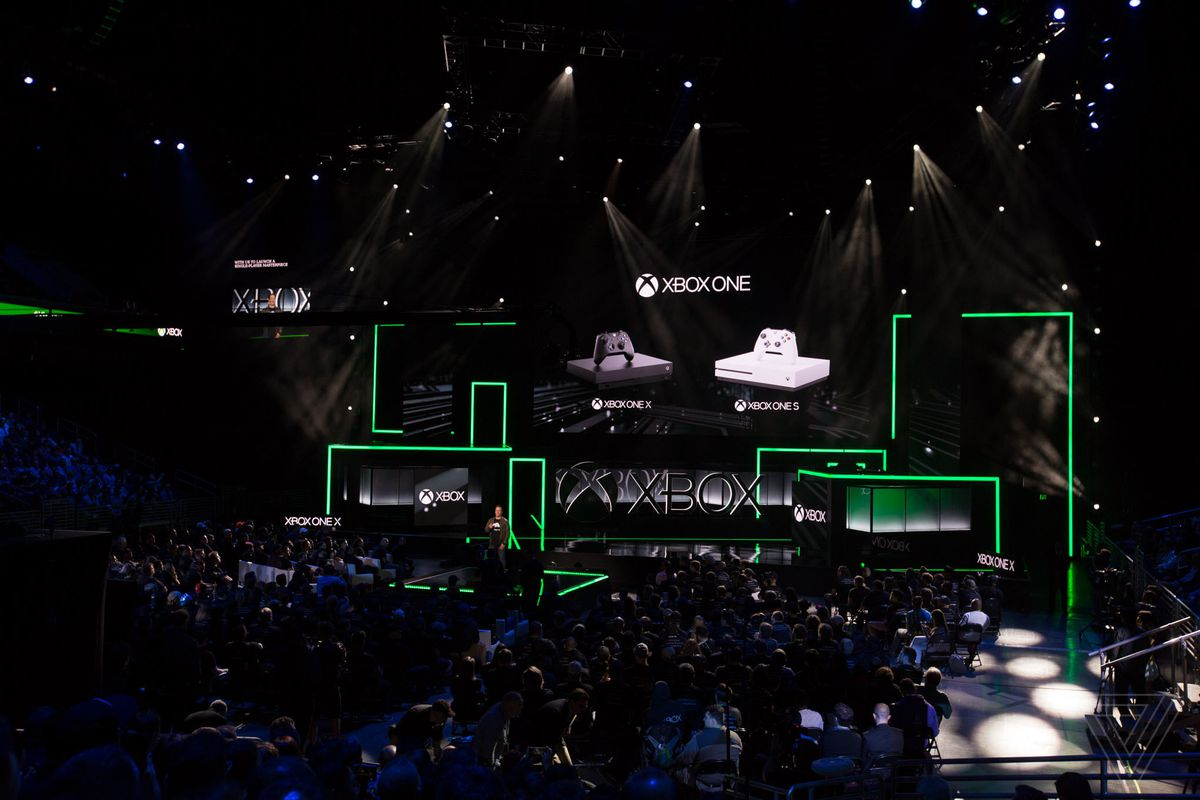 What Microsoft Got Right And Wrong At E3 2017 The Verge