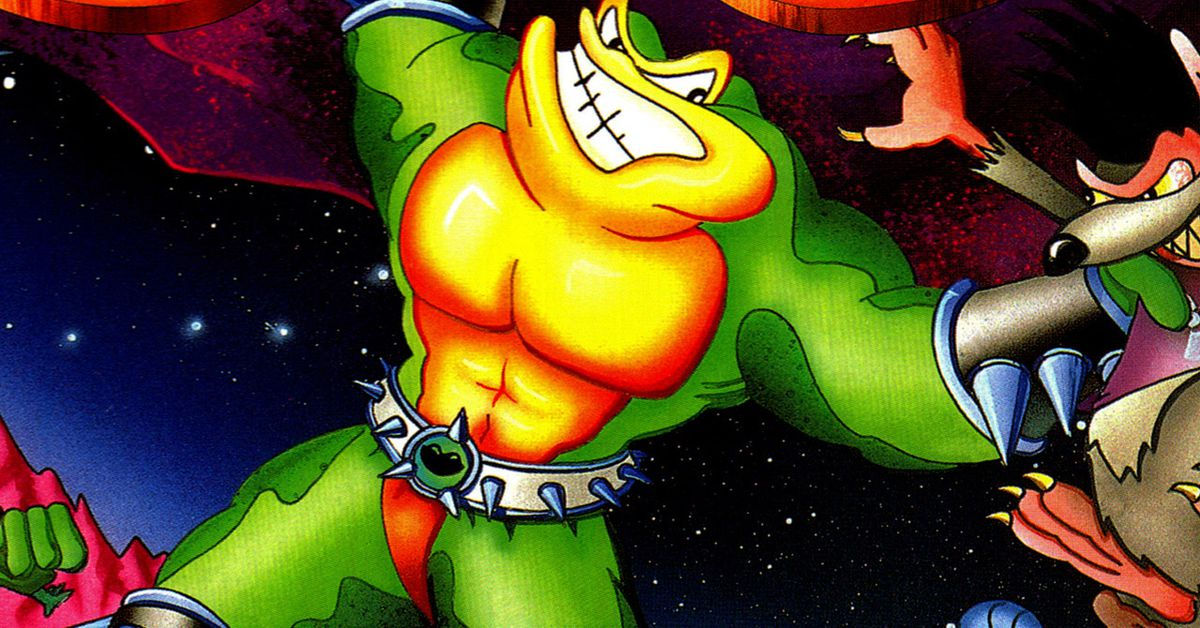 Battletoads Is Coming Back To Xbox One As An All New Game In 2019 Polygon