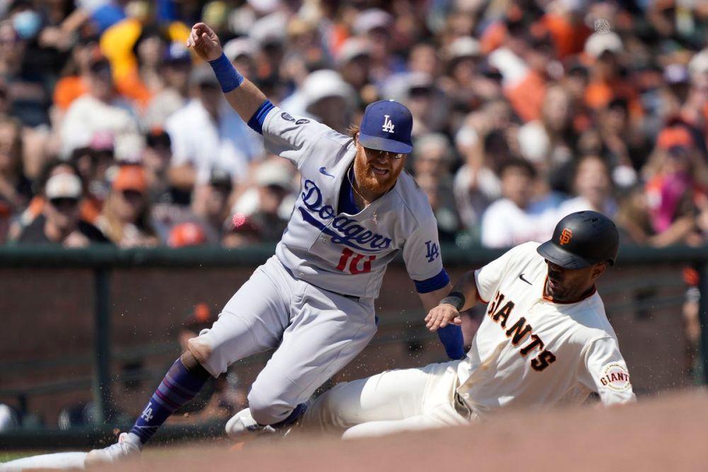 Dodgers vs. Giants Game XVII thread - True Blue LA