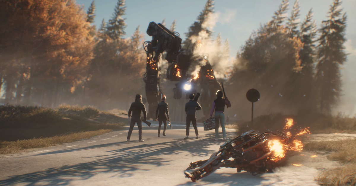 Generation Zero Will Build On Stealth Mechanics From