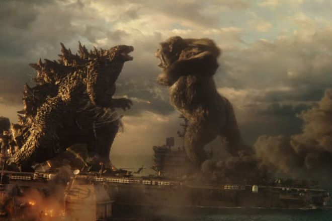 godzilla_vs_kong.0 New trailers: Godzilla vs. Kong, The World to Come, Son of the South and more | The Verge