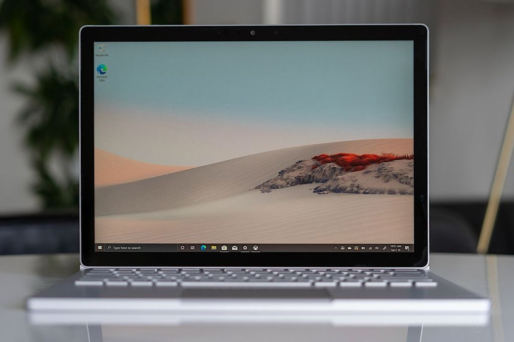 The Surface Book 3 is a powerful, portable desktop PC.