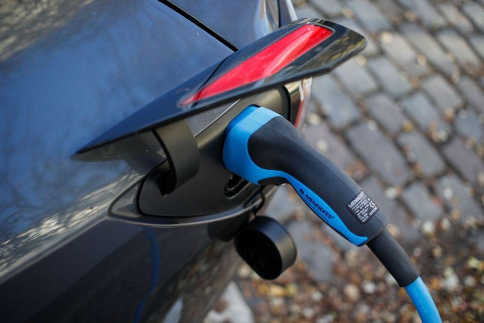 GERMANY-AUTOMOBILE-ELECTRIC-TESLA