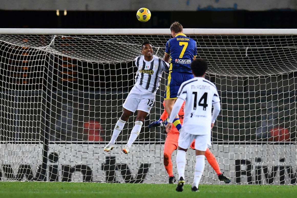 Juventus 1 - Hellas Verona 1: Initial reaction and random observations - Black & White & Read All Over