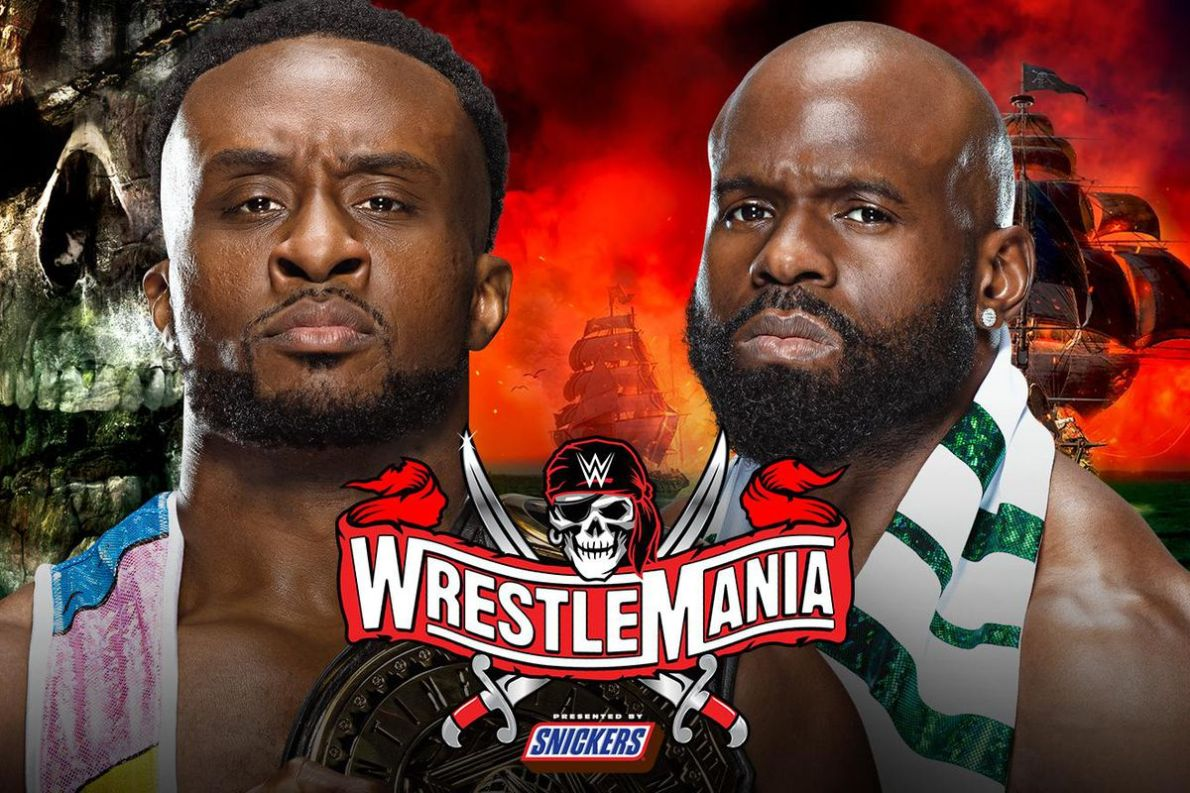 WWE makes multiple matches official for WrestleMania 37 - Cageside Seats