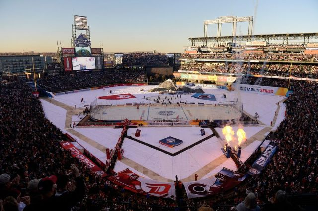 Avalanche vs Red Wings Stadium Series Preview - Mile High Hockey