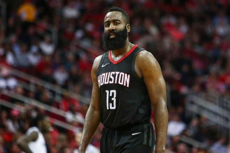 James Harden can't be stopped 1-on-1. That's why he should be MVP. - SBNation.com