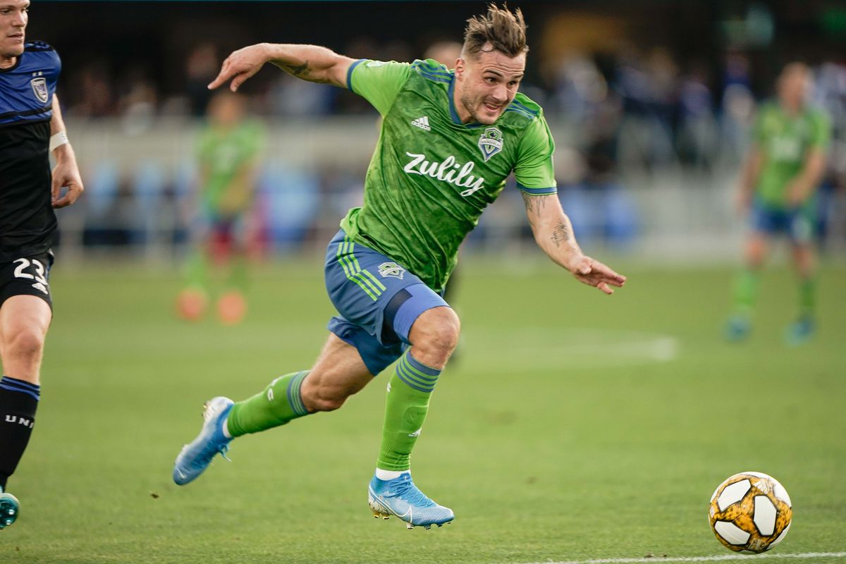 MLS: Seattle Sounders FC à San Jose Earthquakes