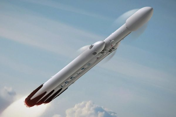 Elon Musk told us he was sending a car to space then said