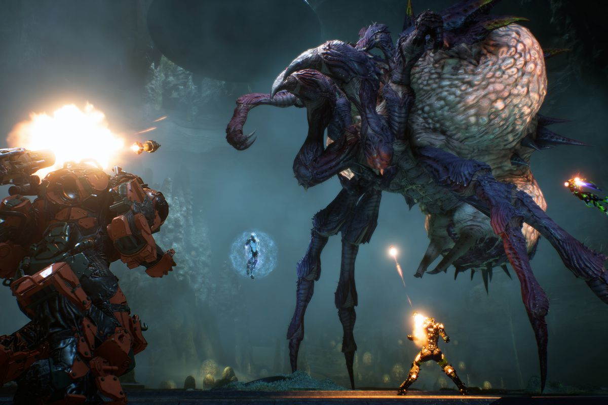 Anthem Features Coming Post Launch Polygon