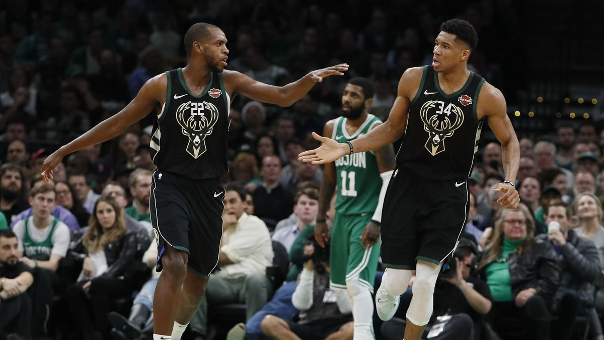 Khris Middleton is the perfect Bucks teammate for Giannis ...
