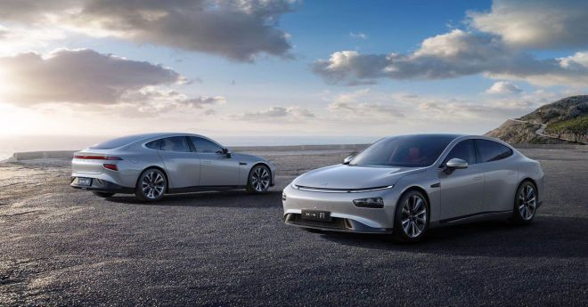 Tesla's success helped aim a fire hose of cash at EV startups in 2020