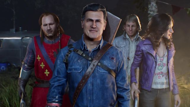Evil_Dead_Summer_Game_Fest_E3_2021.0 Evil Dead: The Game is a 4v1 shooter full of camp and gore | Polygon
