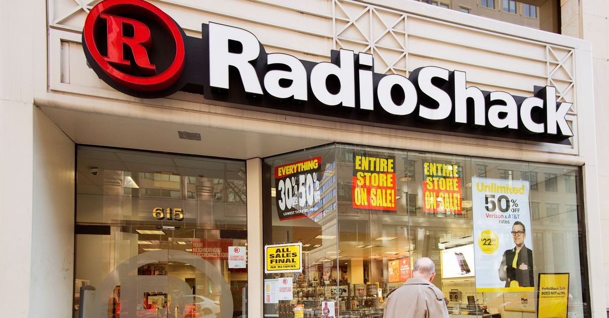 RadioShack will live forever as a zombie brand