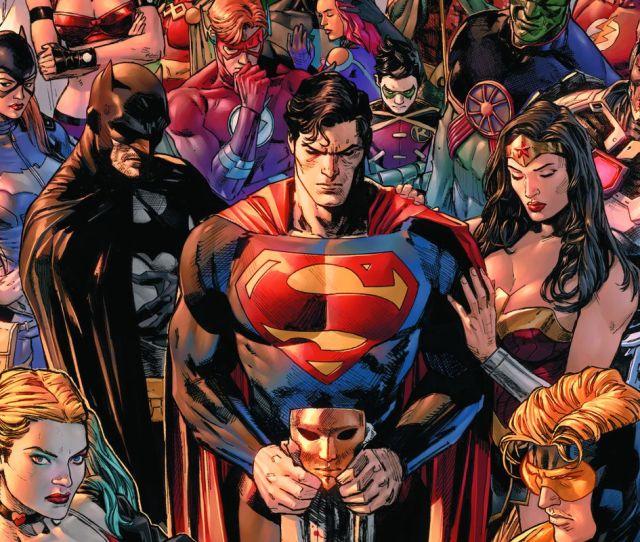 Clay Mann Dc Comics