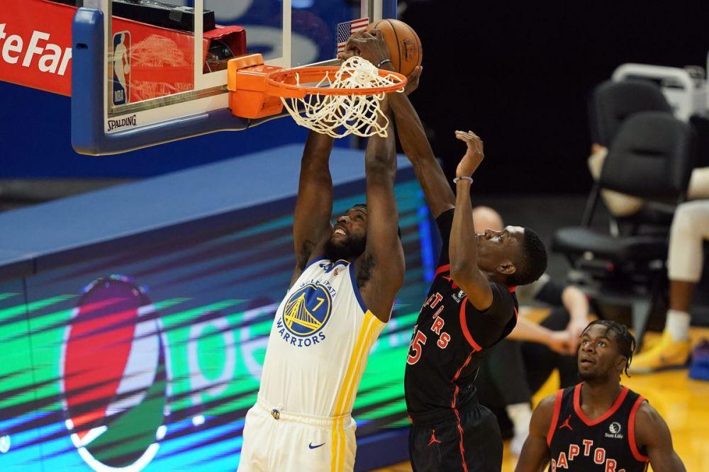 Recap: Raptors come all the way back, lose to the Warriors anyway, 106-105  - Raptors HQ