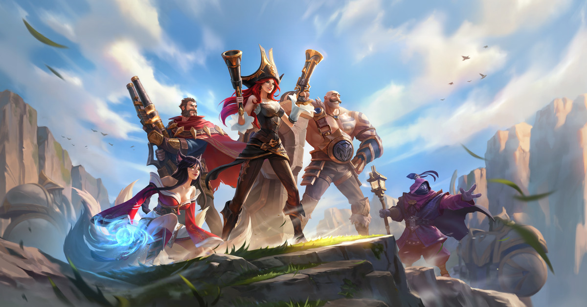 League of Legends: Wild Rift makes one of the world's biggest games more accessible