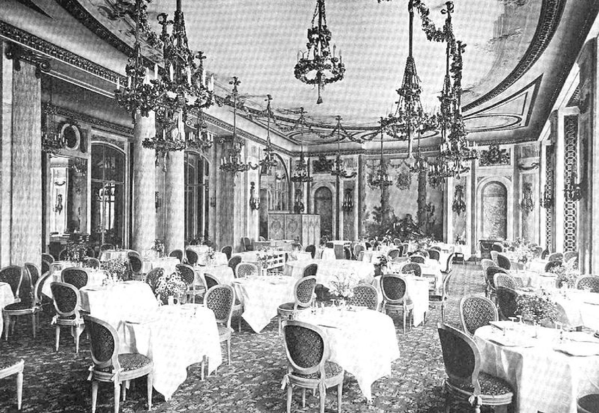 Why Gilded Age Ocean Liners Were So Luxurious