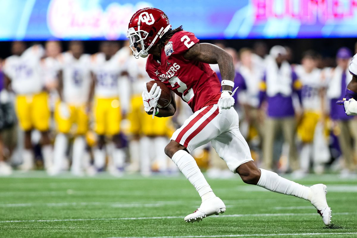 NFL Draft 2020: How CeeDee Lamb could thrive in the Eagles ...